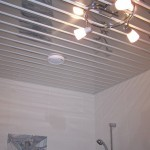 Особенности монтажа разных видов алюминиевых потолков
