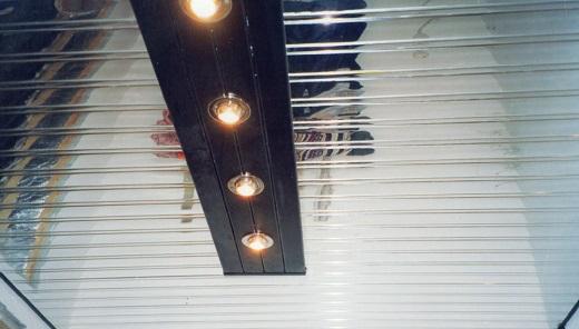 Потолок алюминиевый Бард