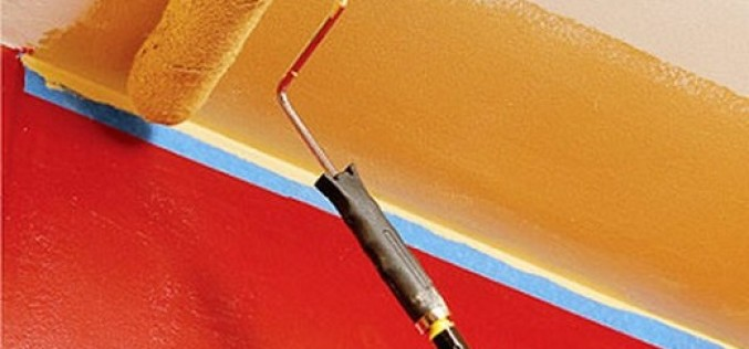 Рекомендации по выбору краски для потолка