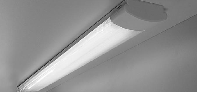 Характеристики потолочных люминисцентных светильников