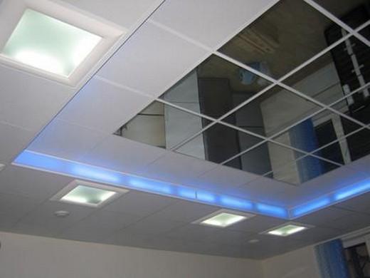 Подвесной потолок с подсветкой от фирмы Armstrong