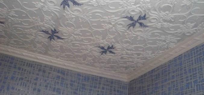 Руководство по поклейке потолочной плитки
