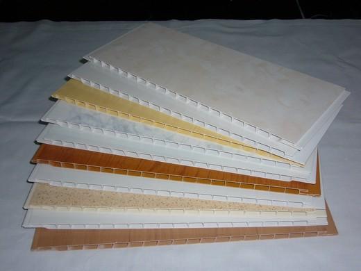 Потолочные панели ПВХ бывают самых разных видов