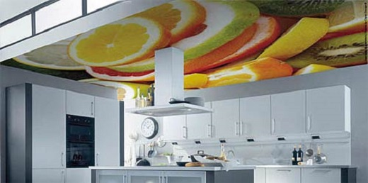 На фото потолок фирмы Clipso