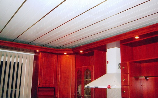 Потолок geipel на фото