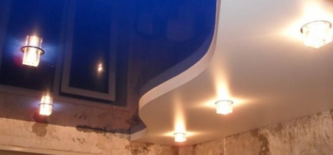 Обзор видов натяжных потолков холодной натяжки