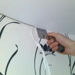 Рекомендации по выбору плинтуса для натяжного потолка