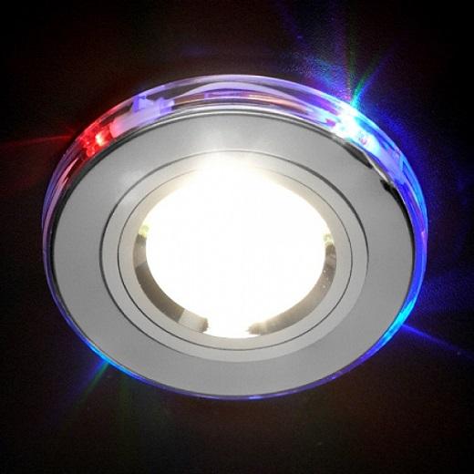 На рисунке  представлен светодиодный светильник для натяжного потолка