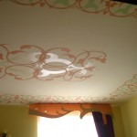Технология нанесения акриловой краски для потолка