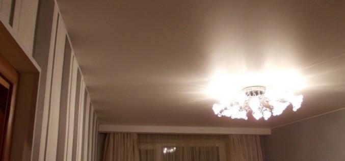 Описание и характеристики натяжных потолков Alezi