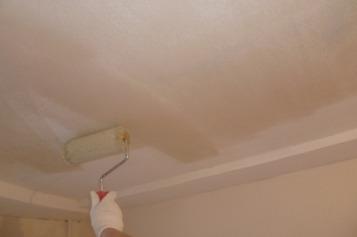 Инструкция по нанесению грунтовки на потолок