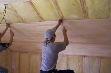 Технология подшивки потолка