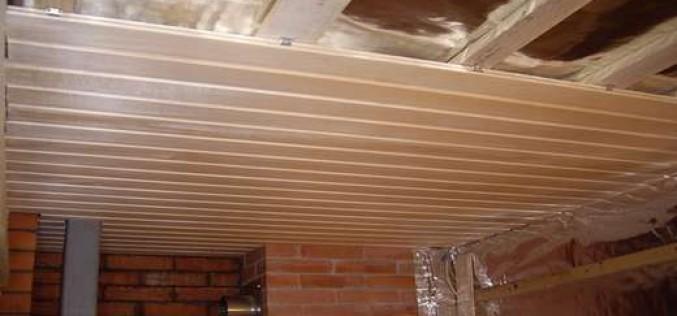 Руководство по теплоизоляции  потолка дома