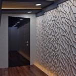3D декоративна панель на стіну