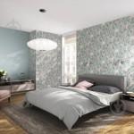 Облицовка стен в современных интерьерах: обои Раш и их преимущества