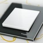 Виды розеток и выключателей Schneider Electriс