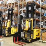 Оборудование для склада повышенной важности — погрузчики, штабелеры, тележки