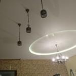 Натяжные потолки — виды, особенности и преимущества