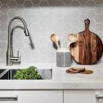 Изготовление кухонных столешниц, в ванную, барных стоек из кварцевого искусственного камня