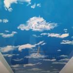 Натяжные потолки Одесса в сети ТЦ Эпицентр возле поселка Котовского от Demi-Lune