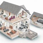 Что лучше: квартира или проект дома с гаражом?