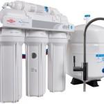 Очистка питьевой воды из скважины озоном