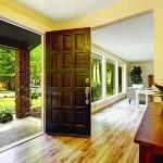 Входные двери. Решения для квартир и частных домов