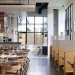 Современный дизайн интерьеров кафе, баров и ресторанов