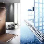 Трап для душевой кабины – совершенство ванной в деталях