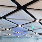 Акустические подвесные потолки в Киеве с доставкой и установкой