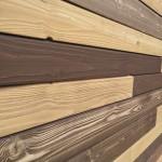 Деревянные рейки, брус в отделке частных домов и квартир в Харькове