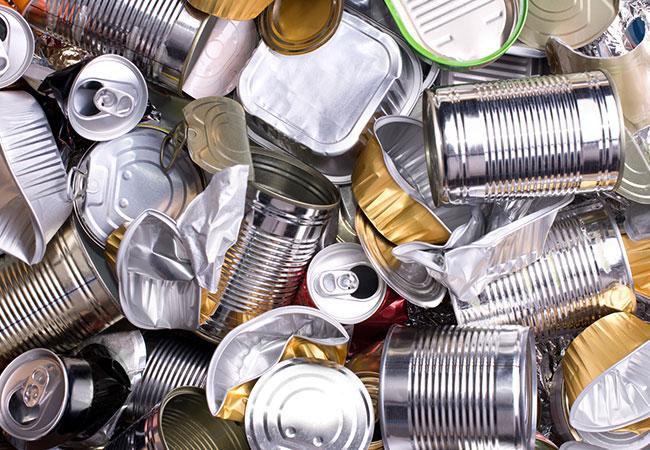 metal-affald
