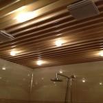 Комплекты реечных подвесных потолков