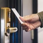 Электронные гостиничные замки на карточках