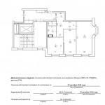 Технический паспорт на квартиру для согласования и перепланировок