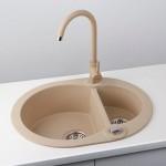 Кухонные мойки из композитных материалов