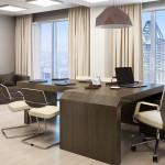 Стильный и современный дизайн офиса – залог успеха компании
