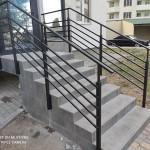 Изготовление лестниц на заказ в Одессе. Гарантия на металокаркас от 10 лет