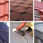 Кровельные материалы для крыши: виды, особенности