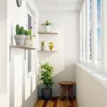 Теплое остекление балконов: комфорт изнутри, эстетика – с улицы