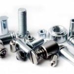 Виды металлических крепежных изделий