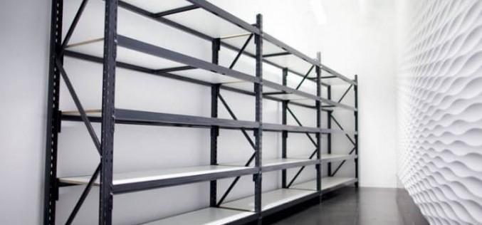 Складские стеллажи – функциональность и эргономичность склада