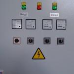 Низковольтное оборудование. Щиток автоматического включения