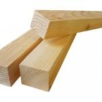 Виды деревянного бруса и его применение