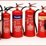 Пожарная безопасность. Компактные огнетушители для автомобилей и общественных помещений