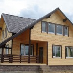 Прочные и энергоэффективные каркасные дома «под ключ»