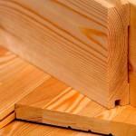 В каких строительных работах применяется брус?